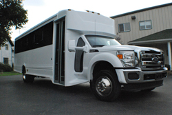 long island limo bus service
