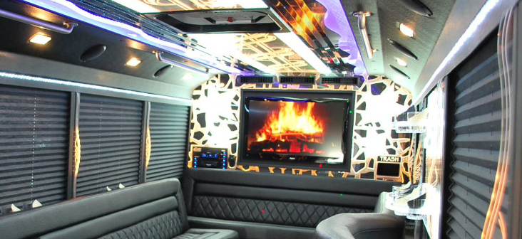 new jersey limo buses