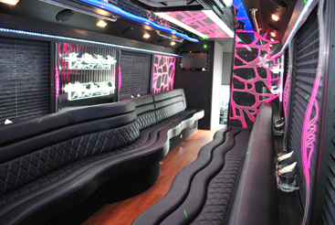 new jersey party limo buses